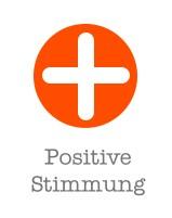 Texten - positive Stimmung mit positiven Worten